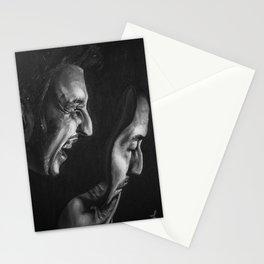 Pirandello's Mask Stationery Cards