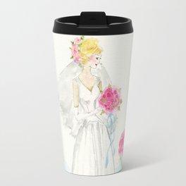 Vintage Bride Travel Mug