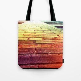 Bricks Tote Bag