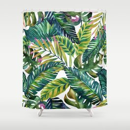 banana life Shower Curtain