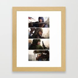 Assassin's Creed unity Framed Art Print