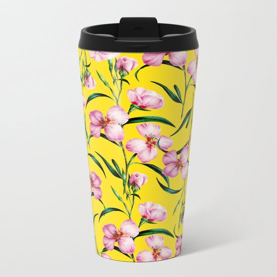 Querencia #society6 #decor #buyart Metal Travel Mug