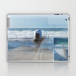 Merewether baths pumphouse Laptop & iPad Skin