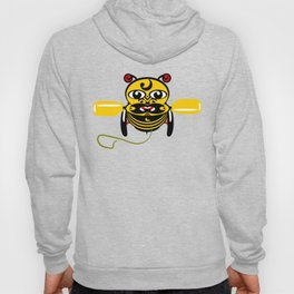 Hei Tiki Bee Toy Hoody