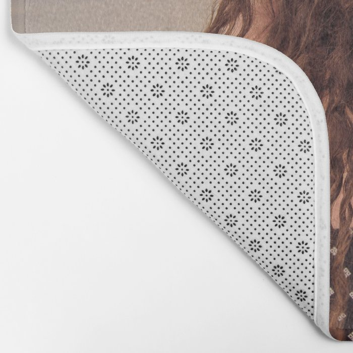 Hair Air Bath Mat