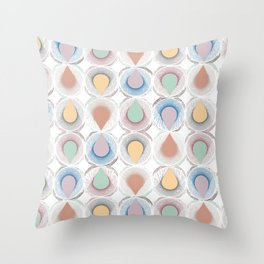 spinal fun Throw Pillow