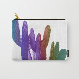 Unicorn Cactus Carry-All Pouch