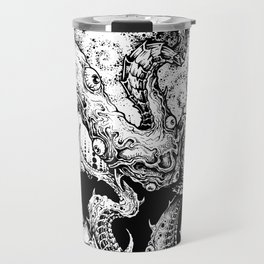super space tentacles Travel Mug