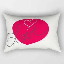 Love Potion number 9 Rectangular Pillow