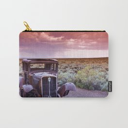 Painted desert, Arizona. Carry-All Pouch