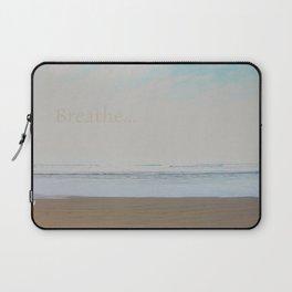 Breathe... Laptop Sleeve