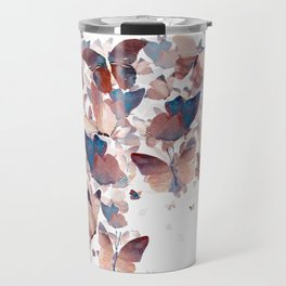 Butterfly Assemblage Travel Mug