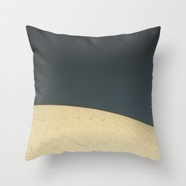 Sydney Opara House Roof Throw Pillow