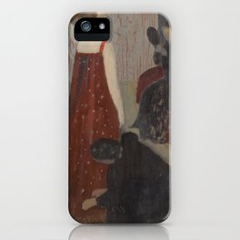 Maurice Denis 1870 - 1943 The FITTING iPhone Case