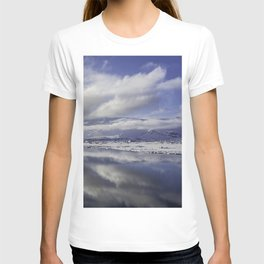 Jokulsarlon Lagoon Beach 13  T-shirt