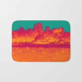 Scorched Earth Bath Mat