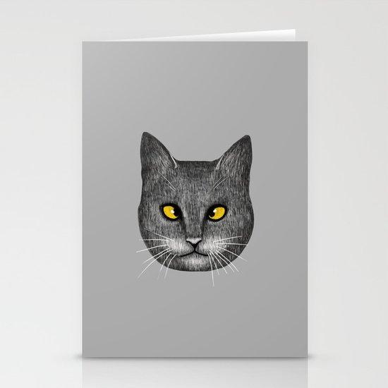 Cross Eyed Stationery Cards