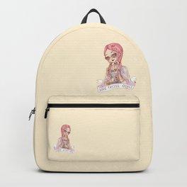 Pastel Grunge Girl Backpack