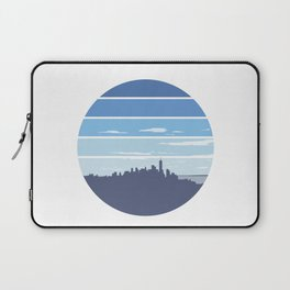 New York in the Spring Laptop Sleeve