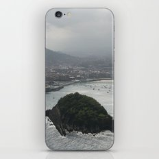 san sebastian, spain iPhone & iPod Skin