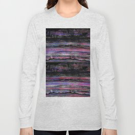 layers in purple Long Sleeve T-shirt