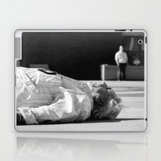 they call it murder... Laptop & iPad Skin