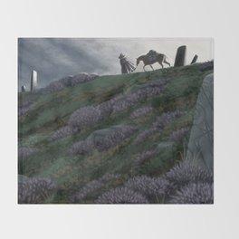 The Wayfarer Throw Blanket