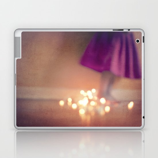 The magic hour Laptop & iPad Skin