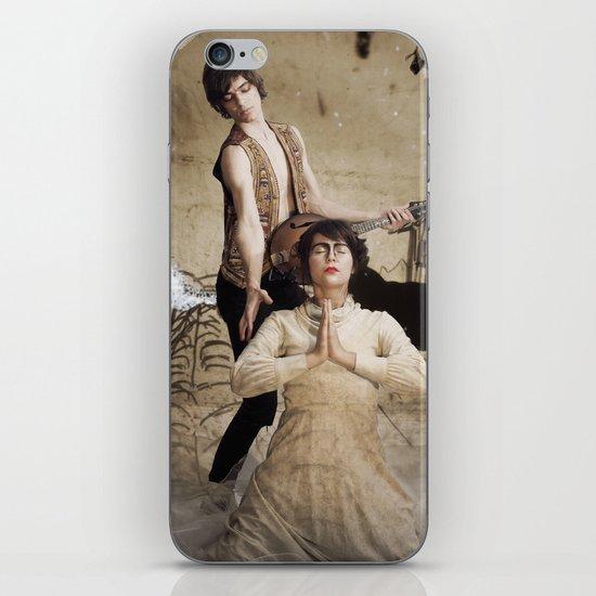 Snegurochka iPhone & iPod Skin