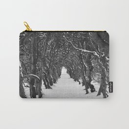 Winter Path Carry-All Pouch
