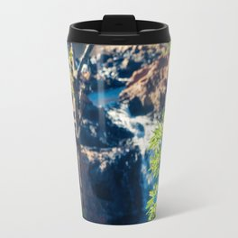 Dreamlike Australian Landscape Travel Mug