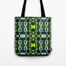 Cyber Mesh Tote Bag