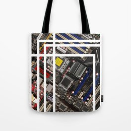 Computer boards Tote Bag