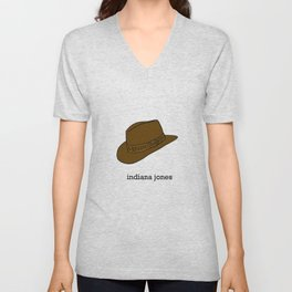 Indiana Jones Unisex V-Neck