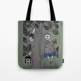 A Day for Sitting in a Tree Tote Bag