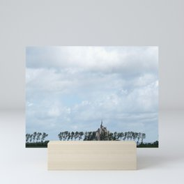 Le Mont Saint Michel 8 Mini Art Print