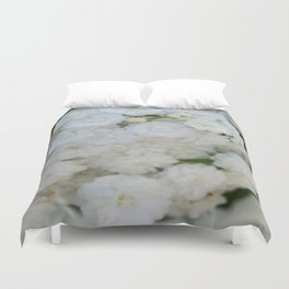 Deutzia Pure and Simple Duvet Cover