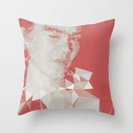 Frida K. Throw Pillow