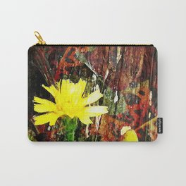 Sunshine in Bloom Carry-All Pouch