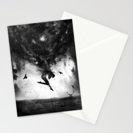 Back to origins Stationery Cards