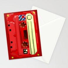 Retro Retro Tape Stationery Cards
