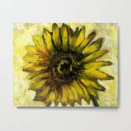 Sunflower 5 Metal Print