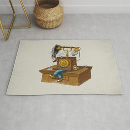 Criminal Business Rug