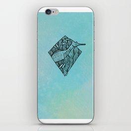 weedy seadragon iPhone Skin