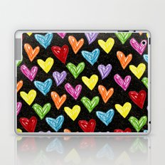 Midnight Love Laptop & iPad Skin