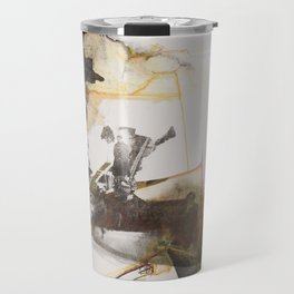 Funeral Chant (Shovel) Travel Mug