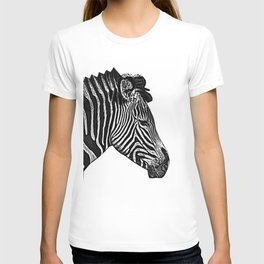 Zebra love T-shirt