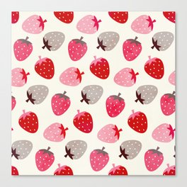 STRAWBERRY FIELDS Canvas Print