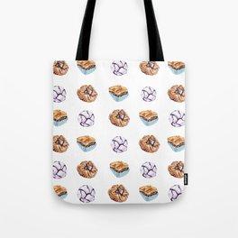 Sofra Pattern Tote Bag