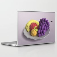 fruit Laptop & iPad Skins featuring Fruit by CharismArt